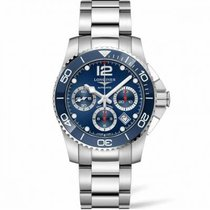 Longines HydroConquest L37834966 2020 new