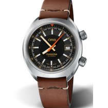 Oris Chronoris Black No numerals