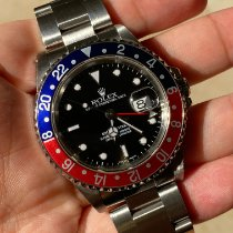 Rolex GMT-Master II 16710 Fair Steel 40mm Automatic Singapore, Singapore