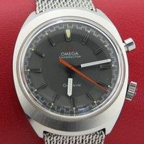 Omega Genève Stahl 35mm Grau Deutschland, Rheine