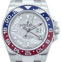 Rolex Or blanc Remontage automatique 40mm nouveau GMT-Master II