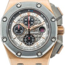 Audemars Piguet Rose gold 44mm Automatic 26568OM.OO.A004CA.01 pre-owned United Kingdom, Essex