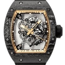 Richard Mille RM 055 Carbon 2017 RM 055 50mm neu