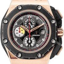 Audemars Piguet Royal Oak Offshore Grand Prix 26290RO.OO.A001VE.01 Foarte bună Aur roz 44mm Atomat