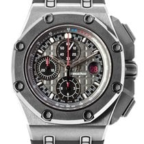Audemars Piguet Royal Oak Offshore Chronograph Titanyum 44mm Gri