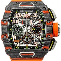 Richard Mille RM 011 RM 11-03 Unworn Carbon 50mm Automatic