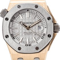 Audemars Piguet Royal Oak Offshore Diver new 2018 Automatic Watch with original box and original papers 157111O.A006CA.01