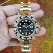Rolex GMT-Master II 116758SANR Good Yellow gold 40mm Automatic