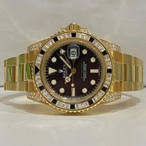 Rolex Yellow gold 40mm Automatic 116758SANR pre-owned