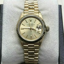 Rolex 69178 Yellow gold 1990 Lady-Datejust 26mm pre-owned United States of America, California, San Diego