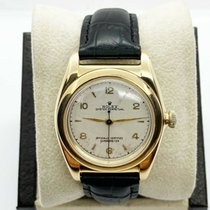Rolex Bubble Back Yellow gold 32mm Silver United States of America, California, San Diego