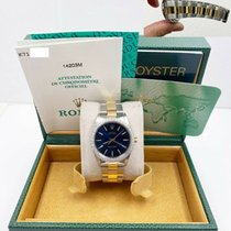 Rolex Oyster Perpetual Steel 34mm Blue United States of America, California, San Diego
