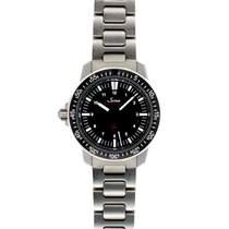 Sinn EZM 3 Steel 41mm Black United States of America, Texas, Plano