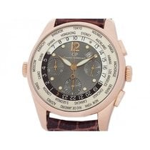 Girard Perregaux Red gold Automatic Grey 43mm pre-owned WW.TC