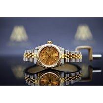 Rolex Lady-Datejust Acero y oro 26mm Oro