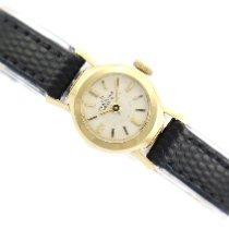 Breitling Żółte złoto 15,5mm Manualny Vintage watch używany Polska, Warszawa