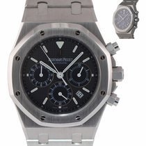Audemars Piguet Royal Oak Chronograph Staal 39mm Blauw