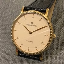 Universal Genève new Automatic Display back Yellow gold