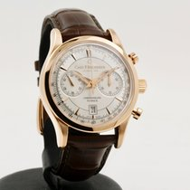 Carl F. Bucherer Rose gold 43mm Automatic 00.10919.03.13.01 pre-owned