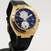 IWC Big Ingenieur Chronograph Rose gold 45mm Black No numerals