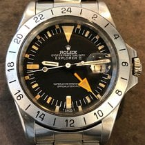 Rolex Explorer II Steel 40mm Black United States of America, Texas, Dallas