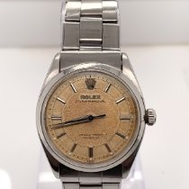 Rolex Oyster Perpetual Steel 34mm White No numerals United States of America, New York, New York