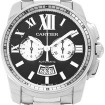 Cartier Calibre de Cartier Chronograph Acier 42mm