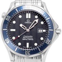 Omega Seamaster Diver 300 M Ocel 41mm