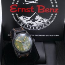 Ernst Benz Steel 44mm Automatic 40200 new