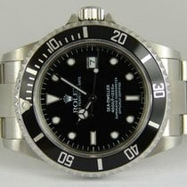 Rolex Black 43mm pre-owned Sea-Dweller 4000