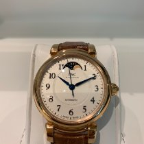 IWC Damenuhr Da Vinci Automatic 36mm Automatik neu Uhr mit Original-Box und Original-Papieren 2019