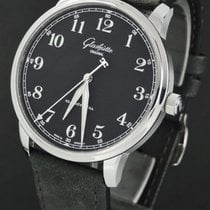 Glashütte Original Senator Excellence pre-owned 40mm Black Leather