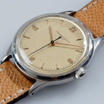 Vacheron Constantin Steel 35mm Manual winding pre-owned United States of America, California, San Francisco