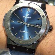 Hublot Classic Fusion Blue 2020 new