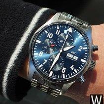IWC Pilot Chronograph 2020 new