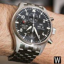 IWC Pilot Spitfire Chronograph 2020 nowość