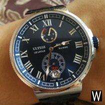 Ulysse Nardin Marine Chronometer Manufacture 2020 новые