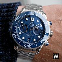 Omega Seamaster Diver 300 M 2020 new