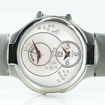 Philip Stein Steel 40mm Quartz 7-SCDMOP-OT pre-owned United States of America, New York, Brooklyn