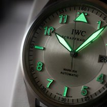 IWC Pilot Mark IW325502 2009 pre-owned