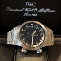 IWC Aquatimer Automatic Steel 42mm Black United States of America, Nebraska, Gretna