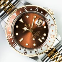 Rolex GMT-Master II 16713 1999 pre-owned