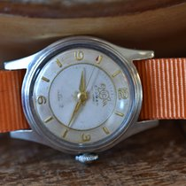 Enicar Gold/Steel 31mm Manual winding Enicar pre-owned United States of America, Arizona, Scottsdale