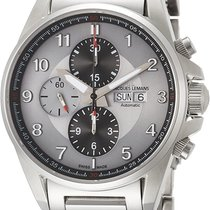 Jacques Lemans new Automatic 44mm Steel Sapphire crystal