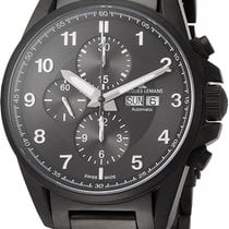 Jacques Lemans Steel 44mm Automatic new