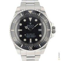 Rolex Sea-Dweller Deepsea Staal 40mm Zwart Nederland, Maastricht