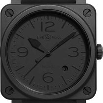 Bell & Ross BR 03-92 Ceramic Ceramic 42mm Black United States of America, Florida, Naples
