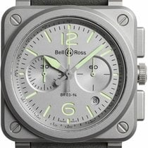 Bell & Ross BR 03-94 Chronographe 42mm Grey United States of America, Florida, Naples