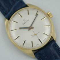 Zenith Yellow gold 34mm Manual winding Zenith pre-owned