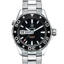 TAG Heuer Aquaracer 500M new 2011 Automatic Watch with original box and original papers WAJ2114.BAO871